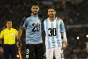 پیروزی آلبی سلسته برابر اروگوئه در کوپا آمهریکا