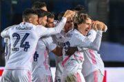 پیروزی رئال مادرید برابر اوساسونا و حفظ فاصله دو امتیازی با اتلتیکو