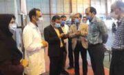اجرای طرح ملی واکسیناسیون در شهرستان لنجان با کمک فولاد مبارکه